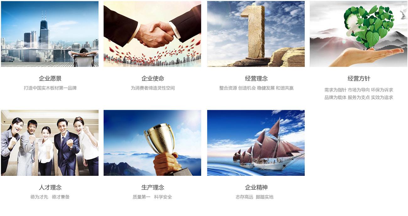 香港富士龙板材企业文化打造中国实木板材第一品牌