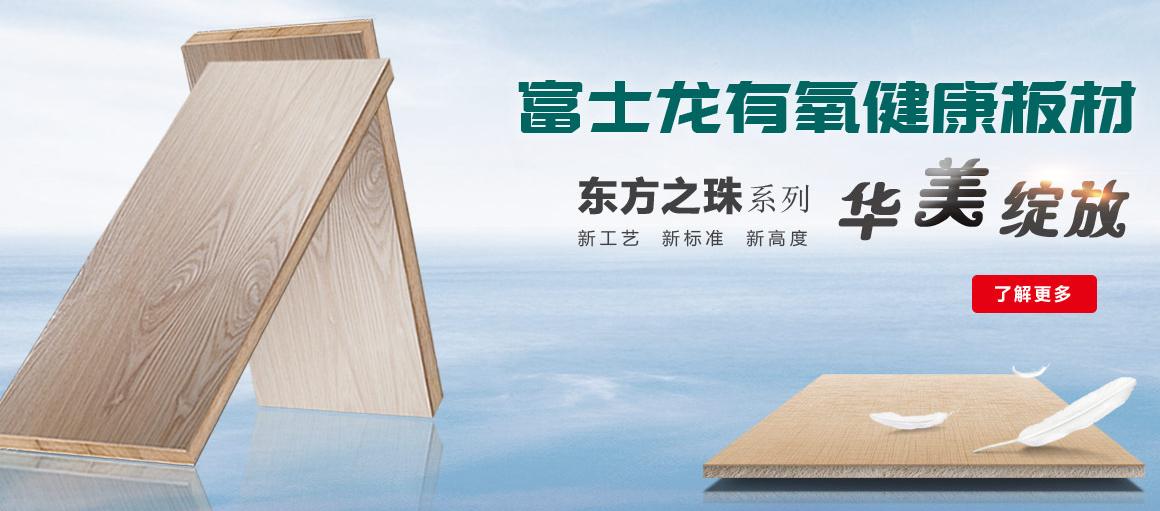 定制衣柜为什么都用板材十大品牌富士龙东方之珠系列板材